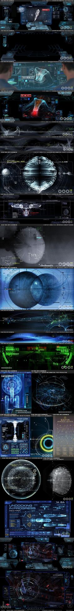 Star Trek: Into the Darkness | movie | workspace | ram2013