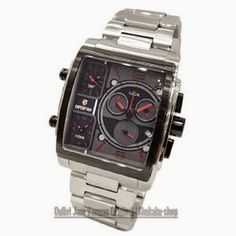 Jam Tangan Expedition E-6639 Silver Red Rp 1,250,000 | BB : 21F3BA2F | SMS :083878312537