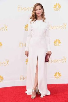 Michelle Monaghan | All The Red Carpet Looks From The 2014 Emmy Awards