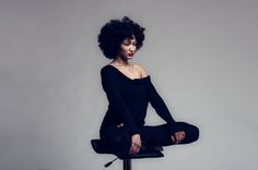 The Coiffure Project is so awesome - natural hair at its best!  TYP Photography Studio Baltimore