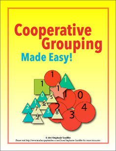 Cooperative Grouping Made Easy - #Free