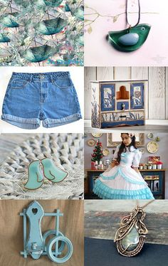 My April finds. by Olga on Etsy--Pinned with TreasuryPin.com