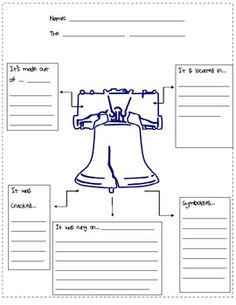 tpt patriotic / national symbols unit - 36 pages of fun writing/art ideas!
