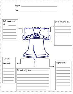 tpt patriotic / national symbols unit - 36 pages of fun writing/art ideas!