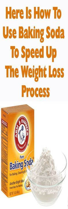 Here Is How To Use Baking Soda To Speed Up The Weight Loss Process – Let's Tallk