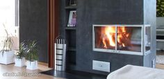 Beautiful fireplace / Kaunis takka