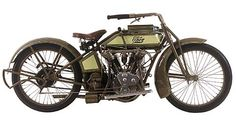 1918 Thor. The Thor was made by the Aurora Machine & Tool Company in Chicago, Illinois. They made the first engines for Indian in 1902 and then started their own line in 1903. The 1200cc motor in this bike was only made until 1915 but Thor assembled bikes up to 1918.