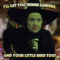 #FeelTheBern #BirdySanders