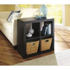 Square Cubeicals 4, 8, 9, 11 Cube Cubical Cubby Storage Display Organizer Unit Only 10 In Stock Order Today! Product Description: When it comes to organizing our living spaces, some of us need a little extra help, while others require all the help they can get. Both kinds of people can benefit from a little extra shelf space, so you can keep everything in its place, without having to hunt all over the house to find your favorite slippers. And if you're looking for an easy-to-assemble and low-key Diy Living Room Decor, Diy Home Decor, Bedroom Decor, Master Bedroom Interior, Living Room On A Budget, Bedroom Ideas, Apartment Design, Simple Apartment Decor, Apartment Decorating On A Budget
