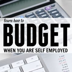 One of the hardest parts about being your own boss is budgeting your money on an irregular income. Learn how you can afford to pay your monthly expenses while still paying yourself each month.