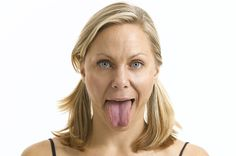 facial yoga - exercising your face muscles tightens, tones and, according to practitioners, combats aging