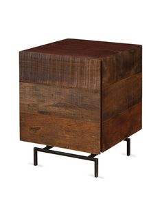 Harrison Right Side End Table by Four Hands at Gilt