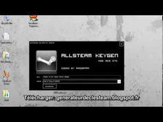 [GRATUIT] Générateur de clé STEAM v3.4 - Jeux Gratuit de Steam 2013