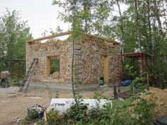 Alternative building methods on pinterest straw bales for Alternative home building methods