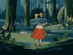 je suis triste on We Heart It Ghibli, Moomin Tattoo, Invisible Children, Vintage Cartoons, Moomin Valley, Tove Jansson, Pretty Pictures, Cute Art, Art Inspo