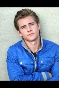 Luke Benward!!! Oh my!