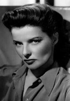 Katherine Hepburn.