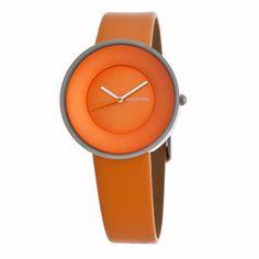 Clean, all orange #watch!