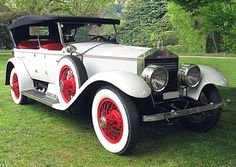 1911 Rolls Royce Silver Ghost - oh yeah! Retro Cars, Vintage Cars, Antique Cars, Most Expensive Luxury Cars, 1920s Car, Rolls Royce Cars, Cabriolet, Car In The World, Car Car