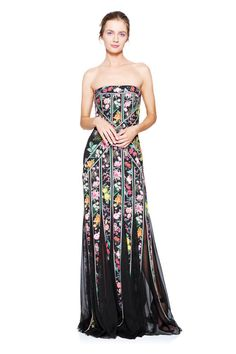 965fdcf9365b Joceline Gown. Floral Print ...