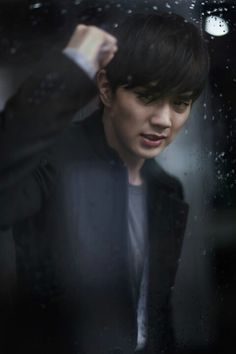 Yoo Seung Ho poster for drama I Miss You