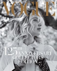 """91.7k Likes, 255 Comments - Vogue (@voguemagazine) on Instagram: """"The September issue is here! We commissioned @bruce_weber to photograph one of #JenniferLawrence's…"""""""