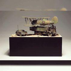 Beautiful diorama!!! Modeler Marcel du Long #scalemodel #plastimodelismo #miniatura #miniature #maqueta #maquette #modelismo #modelisme #miniatur #hobby #diorama #plasticmodel #plastimodelo #plastickits #usinadoskits #udk #plamodel #scalemodeslworld