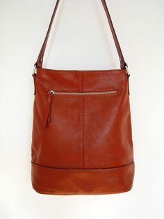 ALEX----leather bags Adeleshop hobo laptop messenger satchel shoulder cross body bag. $150.00, via Etsy.
