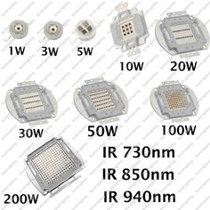 See related links to what you are looking for. Lead Type, T Lights, Power Led, 5 W, Led Lamp, Lamp Light, Electronics Gadgets, Tech Gadgets, Free Shipping