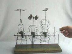 wire automata - YouTube