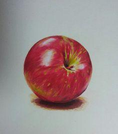 사과 드로잉