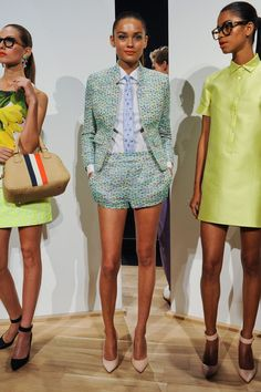 OMG, the middle, I want! J.Crew Spring 2013