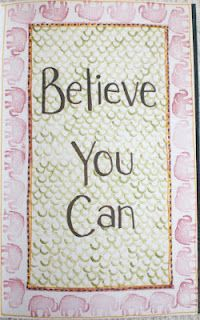 Believe You Can, by Rowena Murillo