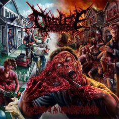 Obsolete Incarnation - New Breed Of An Uncurable Disease (2015), Brutal Death Metal, Grindcore