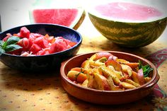 Savory Fruit Salads