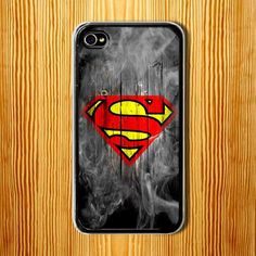 Superman Logo 1 iPhone 5C Case | MJScase - Accessories on ArtFire