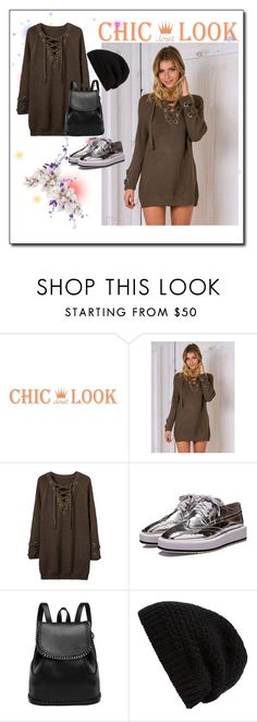 """""""chiclookcloset 11"""" by woman-1979 ❤ liked on Polyvore featuring Rick Owens"""