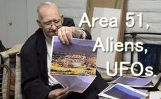 Boyd Bushman – His Last Interview: A Documentary on Area 51 and UFO's over Tucson, Arizona