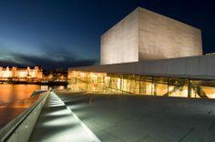 Photo session: Oslo. The Opera House - photo, image, picture, reportage of Alfio Garozzo