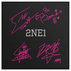 "2NE1 ""AUTOGRAPH"" J Pop, Yg Artist, Cl 2ne1, My Signature, Yg Entertainment, Bigbang, Girl Group, Idol, Wattpad"