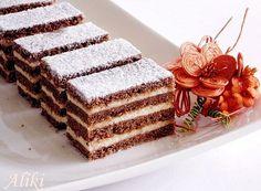 Ovo mi je jedan od najlepših kolača ove vrste. Pogledajte sastojke, možete pretpostaviti prelepi bogati ukus a nadam se da se na fotografiji...