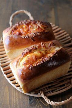 「パウンド型で作る「オニオンチーズ食パン」」nagyi | お菓子・パンのレシピや作り方【cotta*コッタ】