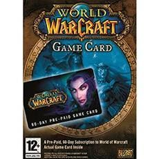 Pc - WoW Prepaid card (FR) -