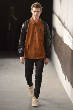 Coach Fall Winter 2015 | Men's London Fashion Week
