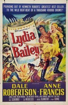 LYDIA BAILEY: A FEITICEIRA DO HAITI (LEGENDADO) – 1952