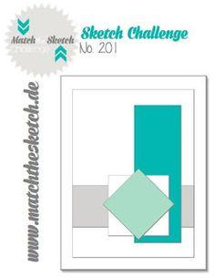 Match the Sketch - Challengeblog: MtS Sketch 201