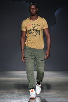 2017 S/S SAMW FASHION WEEK magents South Africa /CapeTown BIKOnscious #Bicycle  Celebrating our brother Bantu Stephen Biko - he still speaks