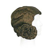 1920's Antique Vintage Metallic-Gold Bullion Art-Deco Flapper Wig Hat Cloche JUST LISTED!!!