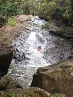 Rio Las Paylas en Luquillo