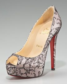 So I picked out the Louboutin's I want :) Here's to marrying rich. Lord knows I'm going to need to on round two.
